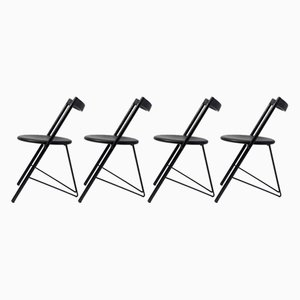 Bolero Chairs by Gabriel Teixidó for Gasisa, 1980s, Set of 4