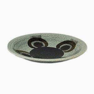 Fuente Kurbits sueca de cerámica de Olle Alberius para Rörstrand, años 60