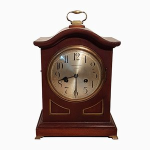 Antique English Mantel Clock from W. Greenwood Leeds