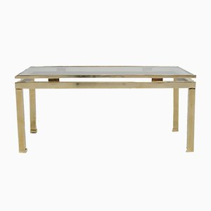 Vintage Coffee Table by Guy Lefevre for Maison Jansen, 1970s