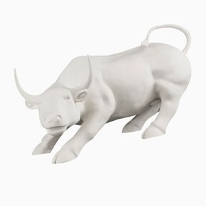 Italian Ceramic Wall Street Bull from VGnewtrend