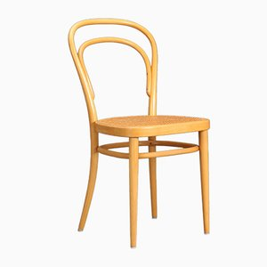 Model 214 Bentwood Chair from Thonet, 1984