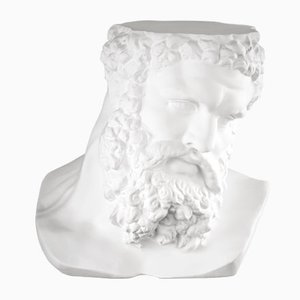 Italian Ceramic Hercules Bust by Marco Segantin for VGnewtrend