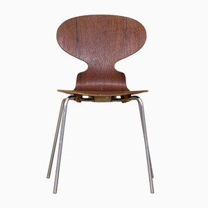 Ant Stuhl von Arne Jacobsen für Fritz Hansen, 1960er