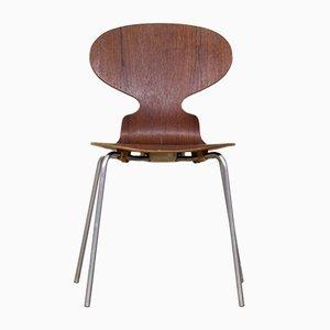 Silla Ant de Arne Jacobsen para Fritz Hansen, años 60