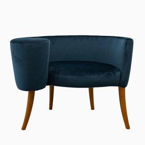 Gerollter Sessel, 1970er