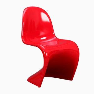 Vintage Stuhl von Verner Panton für ZE Möbel, 1985