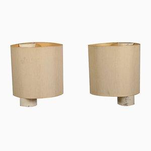 Italian Table Lamps by Giuliana Gramigna, 1970s, Set of 2