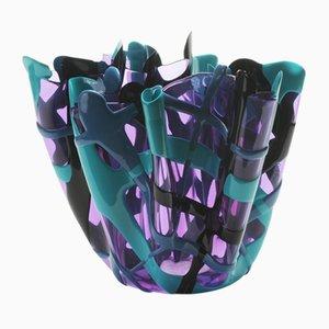 Tartan Vase von Paola Navone für Corsi Design Factory