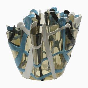 Vase Tartan par Paola Navone pour Corsi Design Factory