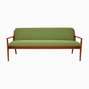 Danish Teak Sofa by Arne Vodder, 1950s