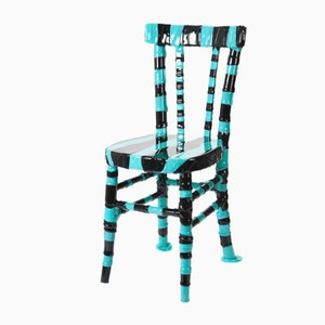One-Off Chair 11/20 by Paola Navone for Corsi Design Factory, 2019