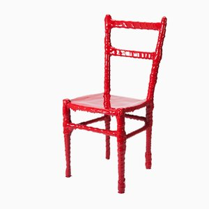 One-Off Chair 03/20 by Paola Navone for Corsi Design Factory, 2019