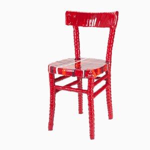 Chaise One-Off 02/20 par Paola Navone pour Corsi Design Factory, 2019
