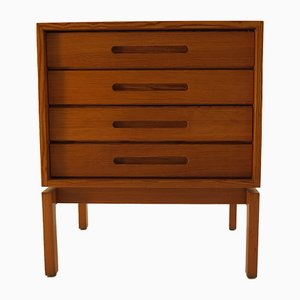 Mid-Century Oregon Pine Chest of Drawers, 1970s