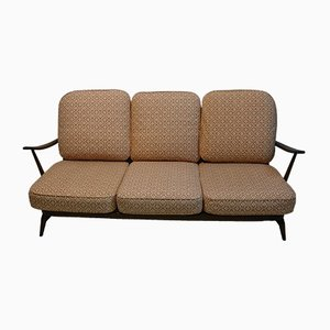 Blue Label Three-Seater Sofa by Lucian Ercolani for Ercol, 1970s