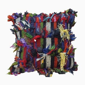 Shaggy Rug Pillow Cover from Vintage Pillow Store Contemporary