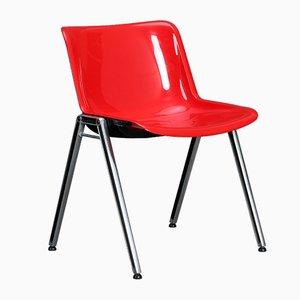 Chaise d'Entrée Modèle Mode Vintage par Osvaldo Borsani pour Tecno