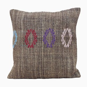 Boho Kilim Pillow Cover from Vintage Pillow Store Contemporary