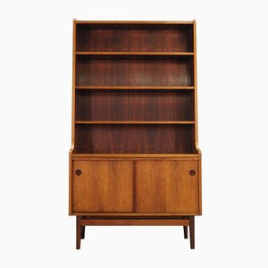 Vintage Danish Bookcase by Johannes Sorth, 1970s