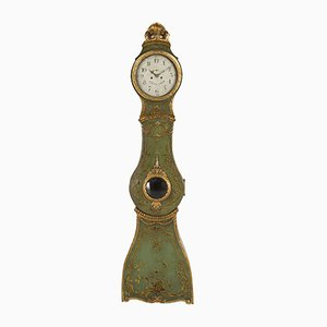 18th Century Swedish Grandfather Clock