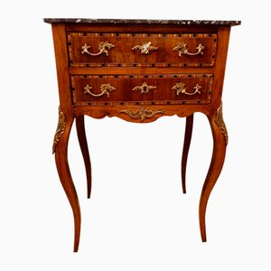 Small Antique Napoleon III Commode