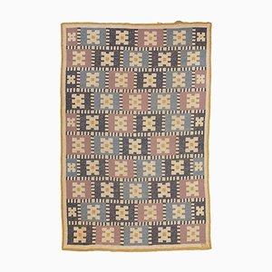 Vintage Vitsippa Carpet by Sigvard Bernadotte