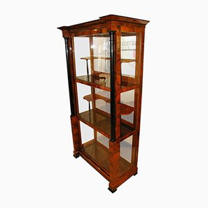 Antique Biedermeier Display Cabinet