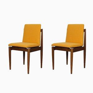 Tschechische Stühle, 1960, 2er Set