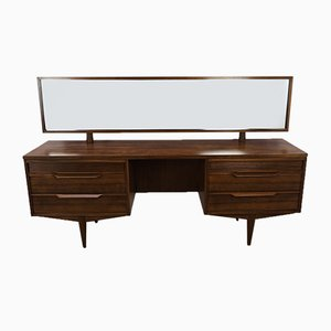 Vintage Rosewood Dressing Table from White & Newton, 1960s