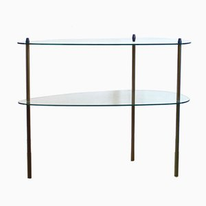 Table Basse en Verre, 1960s