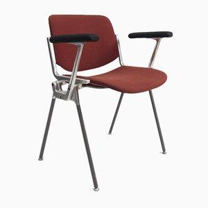 Silla modelo Axis 106 de Giancarlo Piretti para Castelli, años 60