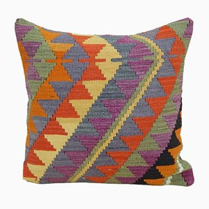 Housse de Coussin Kilim Orange de Vintage Pillow Store Contemporary