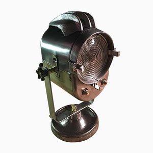 Vintage Filmscheinwerfer von Lita