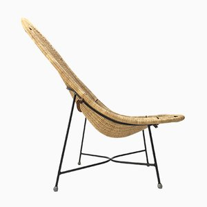 Stora Kraal Easy Chair by Kerstin Hörlin Holmquist for Nordiska Kompaniet, 1950s