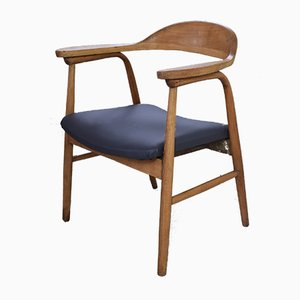 Mid-Century Scandinavian Elbow Chair