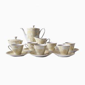 Set da caffè di Włocławek Porcelain, 1967