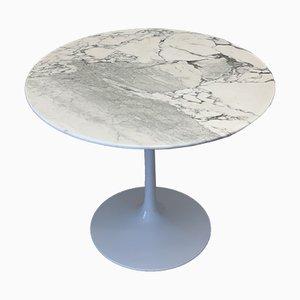 Tavolo Tulip vintage in marmo di Eero Saarinen per Knoll International, anni '70