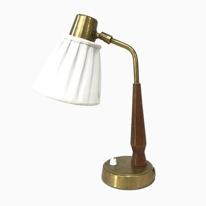 Mid-Century 705 Desk Lamp by Hans Bergström for Atelje Lyktan