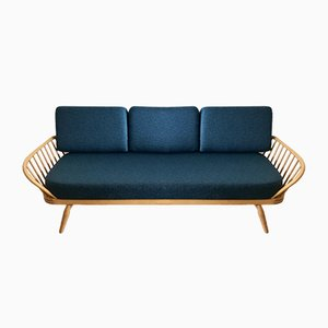 Vintage Blonde Studio Couch by Lucian Ercolani for Ercol