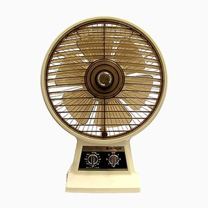 Vintage Model DF-58FD Table Fan from Hitachi, 1970s