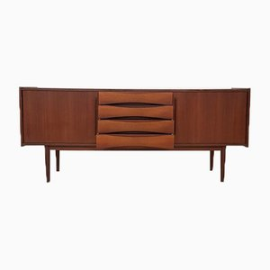 Danish Teak Sideboard by Arne Vodder, 1960s