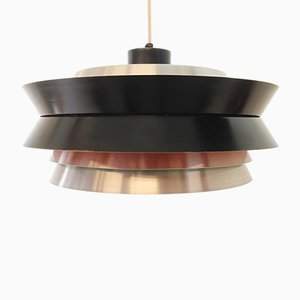 Vintage Scandinavian Pendant Lamp by Carl Thore for Granhaga, 1960s