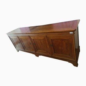 Antique French Oak Credenza
