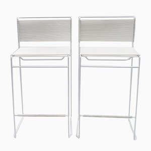 Spaghetti High Chair by Giandomenico Belotti for FlyLine, 1970s, Set of 2