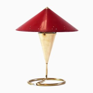 French Table Lamp from Rupert Nikoll, 1950s