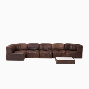 Modulares Vintage DS15 Sofa von de Sede