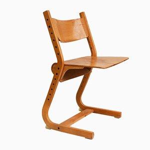 Chaise d'Enfant Ajustable Mini Max par Peter Opsvik pour Stokke, Norvège, 1970s
