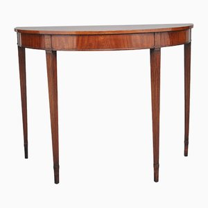 19th Century Mahogany Console Table, 1820s