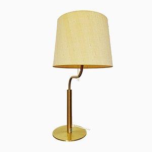 Lámpara de mesa regulable sueca Mid-Century de Uno & Östen Kristiansson para Luxus, años 60
